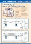 Blitz- und Überspannungsschutz von ... - Rex Elektro Kft. - Page 4