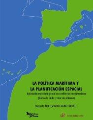 caracterización de ecosistemas de los mares andaluces - Marineplan