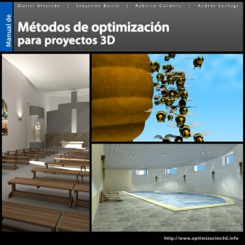 Manual de: Métodos de optimización para proyectos 3D