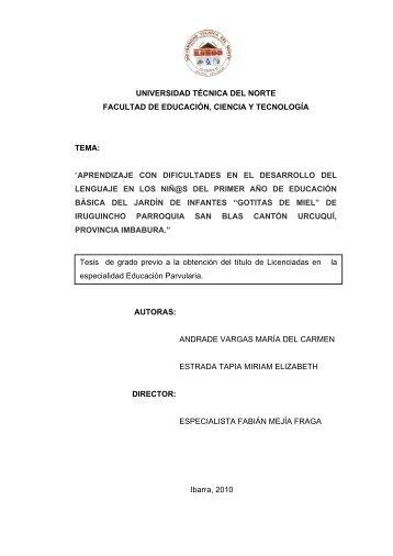 FECYT 783 TESIS.pdf - Repositorio UTN
