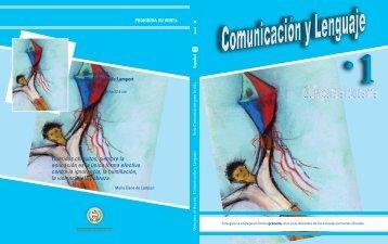 Guia comunicacion y lenguaje 1er grado - Triniblog
