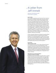 A Letter from Jeff Immelt