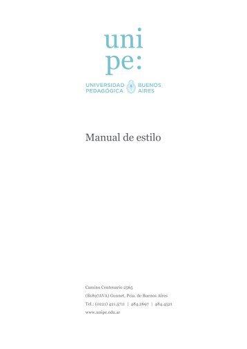 2 Manual de Estilo Periodístico - Unipe