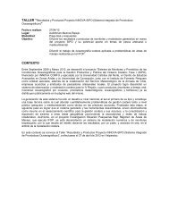 Programa_Taller_INNOVA-SIPO - Instituto de Fomento Pesquero