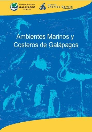 Galapagos marine and coastal environments (Spanish) ( 6.75 Mb)