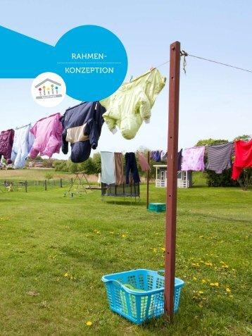 Rahmen- konzeption - Backhaus Kinder- und Jugendhilfe