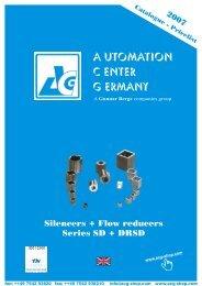 Catalogue - Pricelist ACG´2007 - ACG-Shop