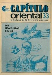 la histc. ii . ... cratura uruguaya - Publicaciones Periódicas del Uruguay