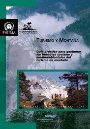 Turismo y monTaña - Tour Operators Initiative