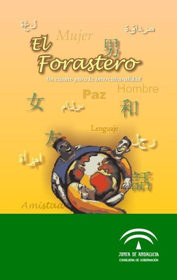 El forastero. Un cuento para la interculturalidad - Junta de Andalucía