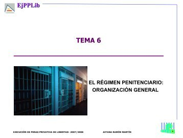TEMA 6 - RUA