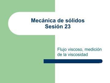 Viscosidad - Centro de Geociencias ::.. UNAM