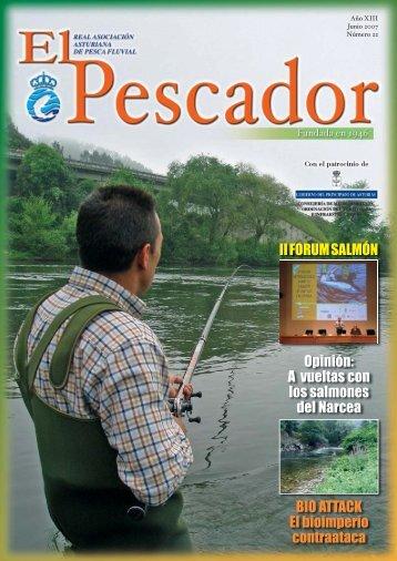El Pescador nº22 - Real Asociación Asturiana de Pesca Fluvial > Inicio