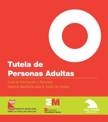 Tutela de Personas Adultas - Comunidad de Madrid