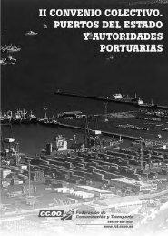 II Convenio Colectivo de Puertos del Estado y Autoridades Portuarias