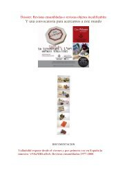 Revistas ensambladas o revistas objetos incalificables - Boek 861