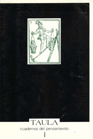 cuadernos del pensamiento