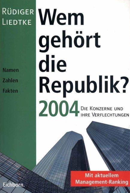 Kapitel zu RWE - Projektwerkstatt