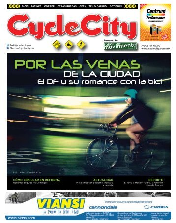 movimiento - CycleCity