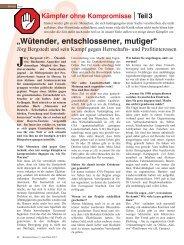 BioNachrichten 2/2012 - Projektwerkstatt