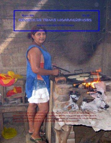 23 - Revista de Temas Nicaragüenses