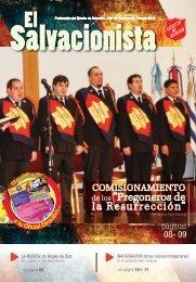 """de los """"Pregoneros de la Resurrección"""" - Salvation Army"""