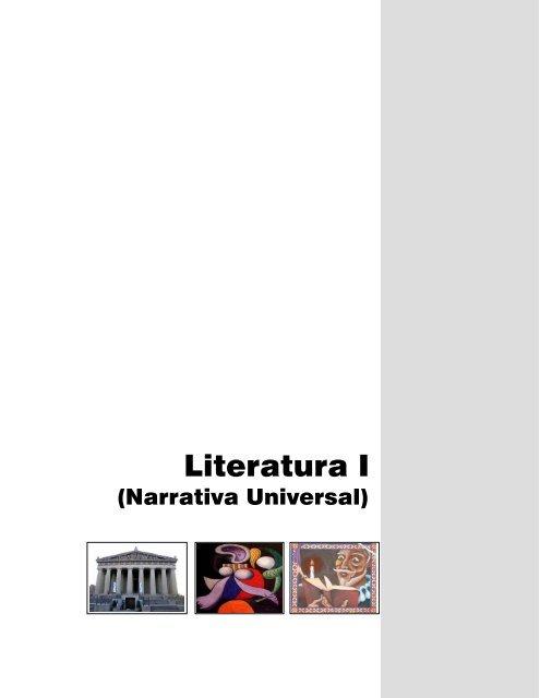 8de5a8e5 Literatura I - Colegio de Bachilleres del Estado de Sonora.