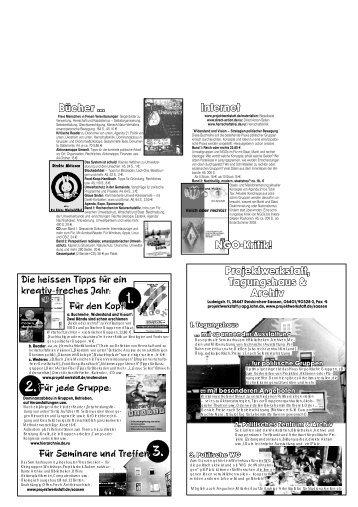 """a. Buchreihe """"Widerstand und Vision"""": Zwei Bände sind schon ..."""