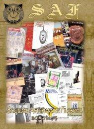 Boletín 3 - Sociedad Asturiana de Filosofía