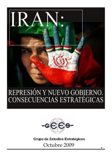 represión y nuevo gobierno. consecuencias estratégicas - GEES