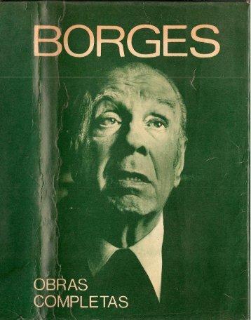 Borges, Jorge Luis - Obras Completas - Literatura Argentina UNRN
