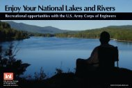 Enjoy Your National Lakes and Rivers
