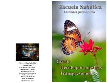 Iglesia de Dios (7Mo-Día) Mission Viejo - Bienvenidos