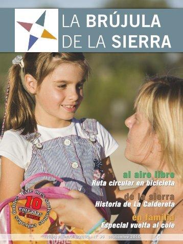 La brujula de la sierra - Sierra de Guadarrama