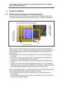 Verbesserte Lesbarkeit von Bildschirminformationen für ... - Seite 5