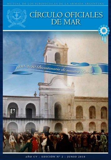 Oración a la Patria - Círculo Oficiales de Mar