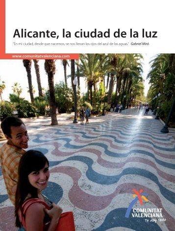 Guía de Alicante - Comunidad Valenciana