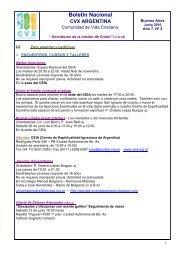 Descargar documento version pdf - CVX Argentina