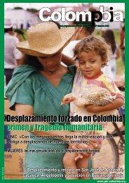 Desplazamiento forzado en Colombia crimen y ... - PBI Colombia