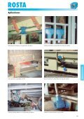 Cabezales Oscilantes ROSTA - Tecnica Industriale S.r.l. - Page 7