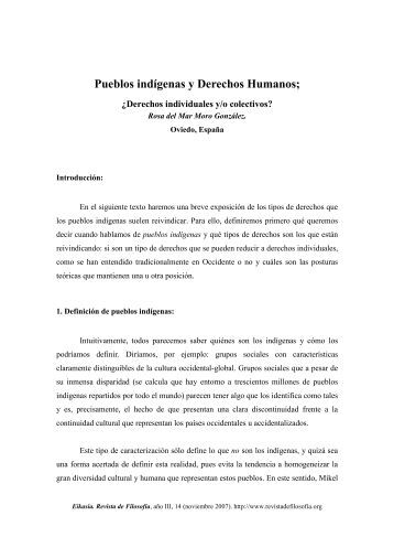 Rosa del Mar Moro González - EIKASIA - Revista de Filosofía