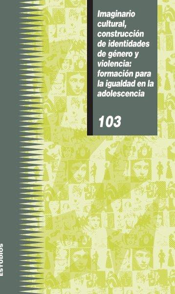 Marco conceptual (3-134):0-2 PRIMERAS.qxd - Instituto de la Mujer