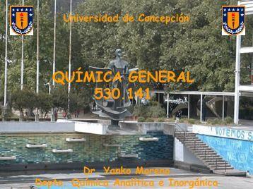 Propiedad Química - Universidad de Concepción