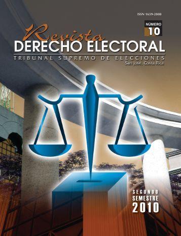 10 - Tribunal Supremo de Elecciones