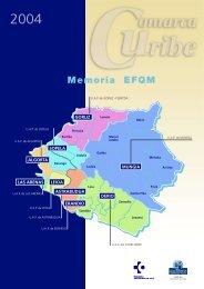 Memoria EFQM - Osakidetza