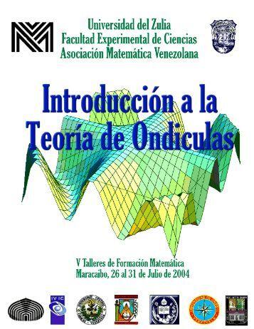 Introducción a la Teoría de Ondículas a través del Algebra Lineal
