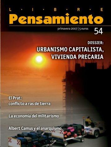 Libre Pensamiento nº 54 (en PDF)