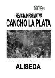 Revista 4 - Cancho La Plata