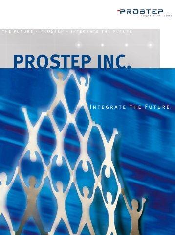 PROSTEP, Inc. Brochure