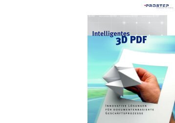 INTEllIGENTES 3D PDF - Prostep AG